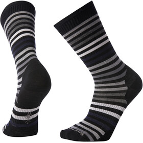 Smartwool Spruce Street Calcentines Crew Hombre, black
